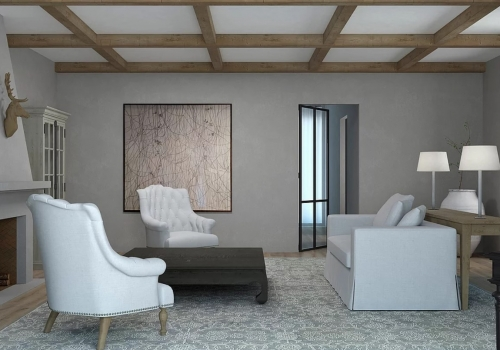 Renders - Residential project - Torroella de Montgri, Spain